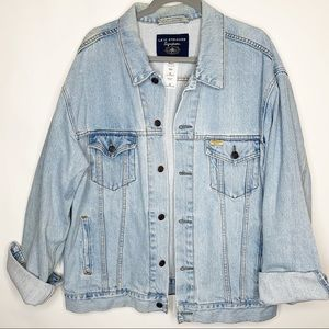 Levi Strauss Signature Oversized Denim Jacket XL